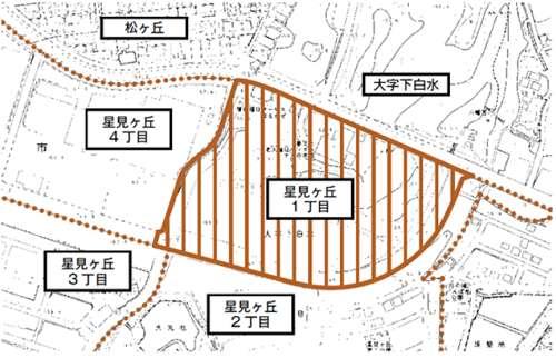 福岡県春日市町名地番整理事業住所変更の案内_201211