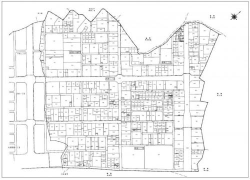 栃木県那須塩原市区画整理住所変更201310-3