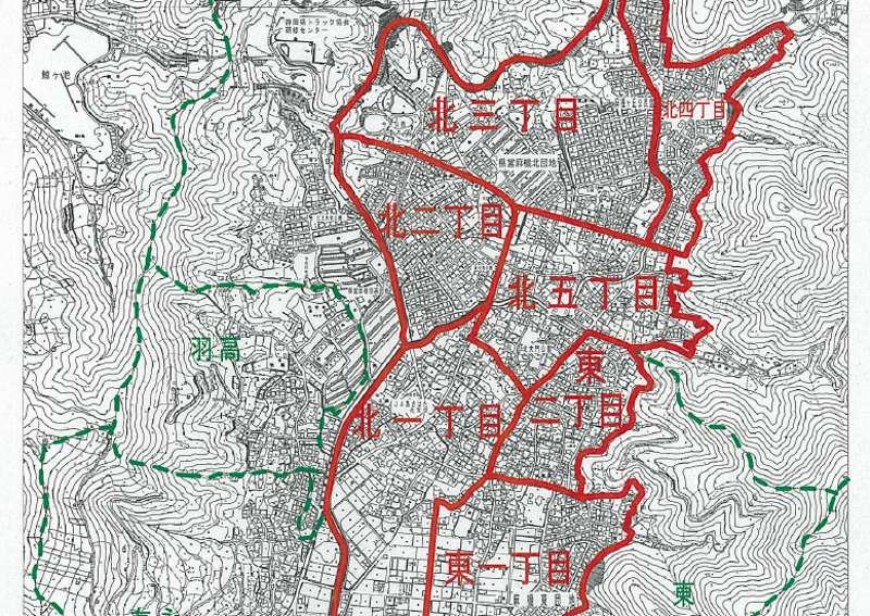 静岡県静岡市葵区住居表示住所変更201311-01