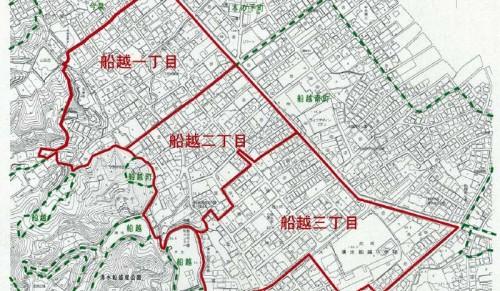 静岡県静岡市清水区住居表示住所変更01