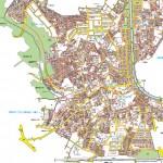 東京都町田市2014年7月21日住居表示住所変更区域図他2