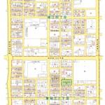 東京都江戸川区2014年11月14日住居表示住所変更区域図他1