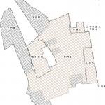 新潟県上越市2014年11月1日区画整理事業住所変更区域図他1