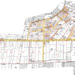 埼玉県川越市2015年3月9日地籍調査による地番整理住所変更区域図他1