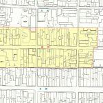 富山県高岡市2015年4月20日住居表示住所変更区域図他1