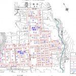 北海道札幌市南区2015年10月6日住居表示住所変更区域図他1