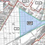 神奈川県海老名市2015年6月15日住居表示住所変更区域図他1