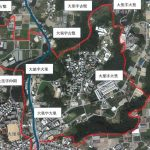 沖縄県南城市2015年8月1日字の区域及び名称変更住所変更区域図他1