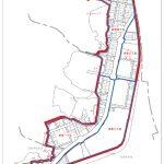 岩手県宮古市2015年11月9日住居表示住所変更区域図他1