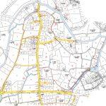 埼玉県川越市2016年3月7日町名地番変更住所変更区域図他1