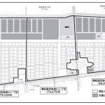 宮城県東松島市2016年4月16日区画整理事業住所変更区域図他1