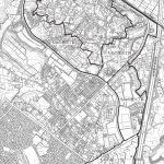 千葉県四街道市2016年10月1日住居表示住所変更区域図他1
