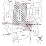 大阪府岸和田市2016年9月26日住居表示住所変更区域図他1