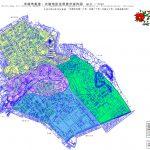 沖縄県沖縄市2016年9月20日住居表示住所変更区域図他1