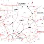 宮城県石巻市2016年10月7日字の区域及び名称変更住所変更区域図他1