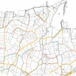 埼玉県川越市2017年3月6日町名地番変更住所変更区域図他2