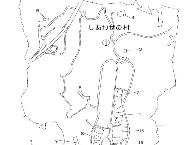 兵庫県神戸市北区2017年7月1日住居表示住所変更区域図他1