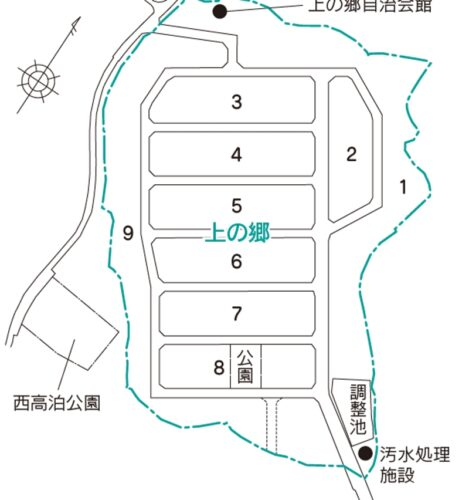 山口県山陽小野田市2020年1月25日住居表示住所変更区域図他2